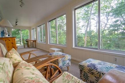 Wellfleet Cape Cod vacation rental - Sun porch