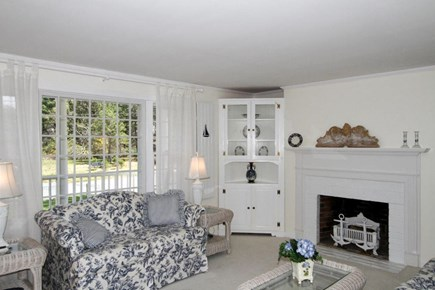 Harwich Cape Cod vacation rental - Front room