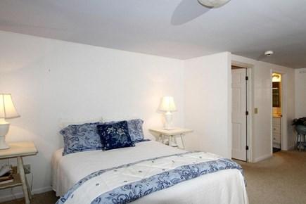 Harwich Cape Cod vacation rental - Downstairs bedroom, full en-suite