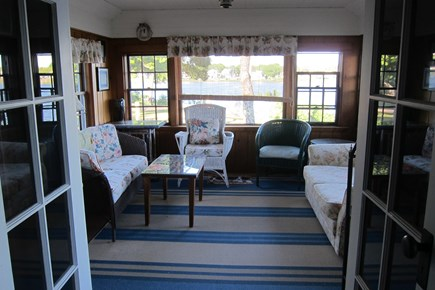 Falmouth Heights Cape Cod vacation rental - Sunroom