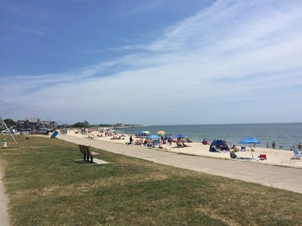 Falmouth Heights Cape Cod vacation rental - Beach
