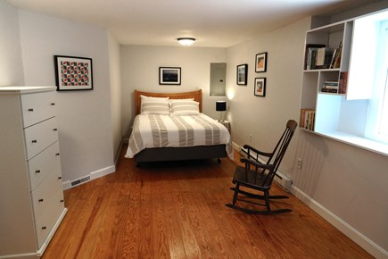 Truro Cape Cod vacation rental - Lower level queen bedroom