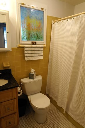 Truro Cape Cod vacation rental - Upstairs full bath
