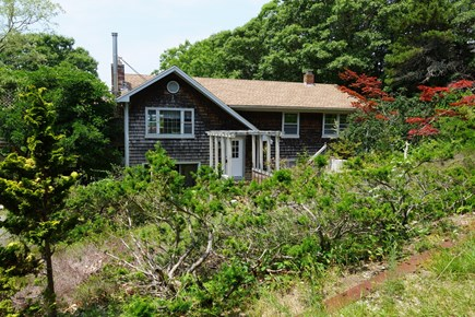 Truro Cape Cod vacation rental - Private Truro home tucked into the hillside