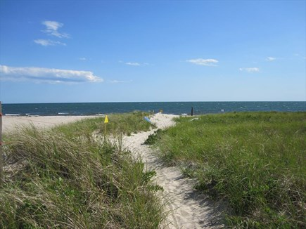 Harwich Port Cape Cod vacation rental - Beautiful Merkel Beach 2/10 mile from Beach Lodge