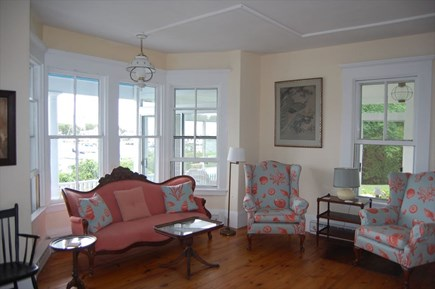 Harwich Port Cape Cod vacation rental - First Floor Parlor
