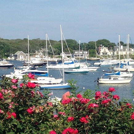 Harwich Port Cape Cod vacation rental - Beautiful Wychmere Harbor on Nantucket Sound & Walk to the Beach
