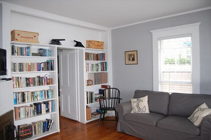 Harwich Port Cape Cod vacation rental - Library