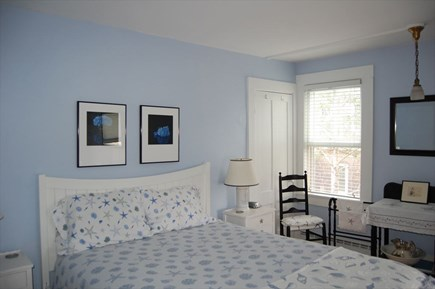 Harwich Port Cape Cod vacation rental - Second Upstairs Master Bedroom with Harbor Views