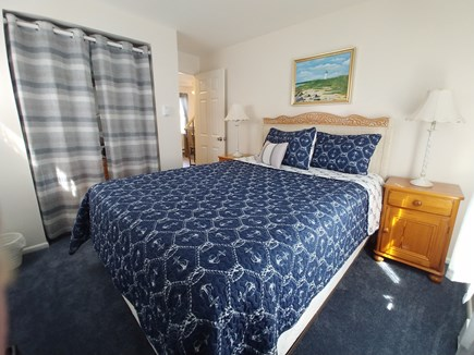 East Sandwich Cape Cod vacation rental - Downstairs Master