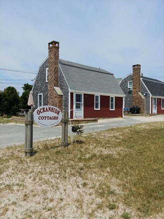 East Sandwich Cape Cod vacation rental - Arrival at Oceanside