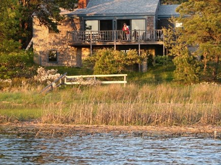South Chatham Cape Cod vacation rental - Welcome to The Pondhouse overlooking Taylor's Pond