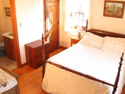 South Chatham Cape Cod vacation rental - Bedroom with queen bed