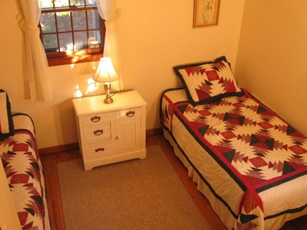 South Chatham Cape Cod vacation rental - Another twin bedroom