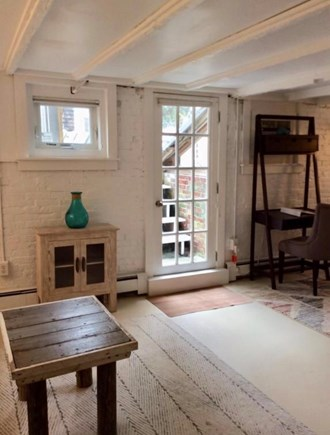 Provincetown Cape Cod vacation rental - Living area