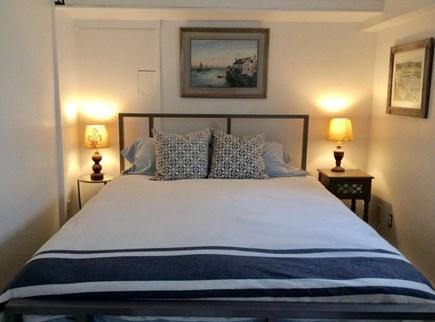 Provincetown Cape Cod vacation rental - Bedroom, queen size bed
