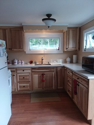 Wellfleet Cape Cod vacation rental - Newly remolded kitchen, fully loaded