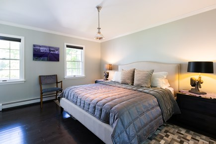 Chatham Cape Cod vacation rental - Master suite on main level with king bed