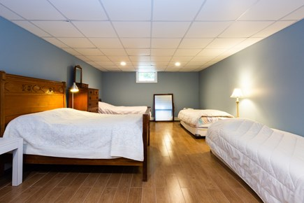 Chatham Cape Cod vacation rental - Lower level bedroom sleeps at least 5