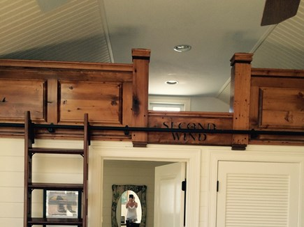 Plymouth MA vacation rental - Up to the loft!