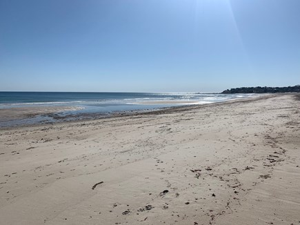 Plymouth MA vacation rental - Beautiful White Horse Beach just steps away!