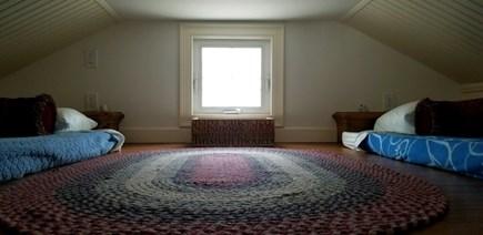 Plymouth MA vacation rental - The Loft. Tempurpedic twin mattresses.