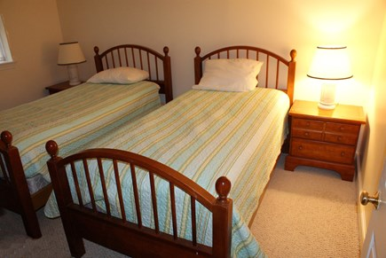Sandwich, Spring Hill Beach Cape Cod vacation rental - Twins/Lower Level