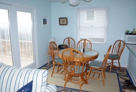 Sandwich, Spring Hill Beach Cape Cod vacation rental - Dining Table