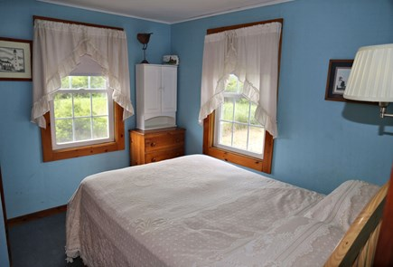 Sandwich, Sagamore Beach Cape Cod vacation rental - Bedroom 1 with Full.