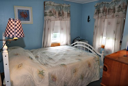 Sandwich, Sagamore Beach Cape Cod vacation rental - Bedroom 2 with Full.