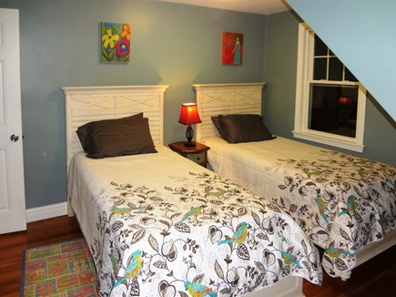 Harwich Port Cape Cod vacation rental - Guest Bedroom with Two Twins