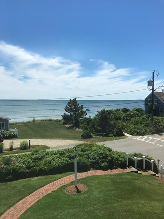 Harwich Cape Cod vacation rental - View from upstairs bedroom (king bed)