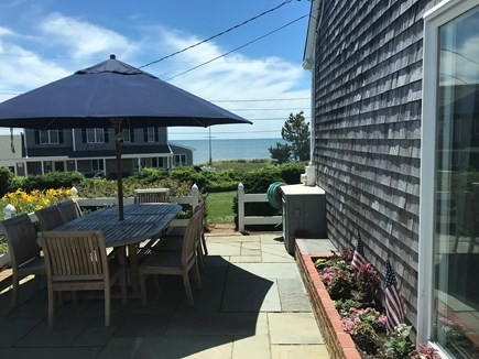 Harwich Cape Cod vacation rental - Patio