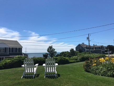 Harwich Cape Cod vacation rental - View from yard