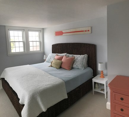 Harwich Cape Cod vacation rental - Upstairs bedroom (king)