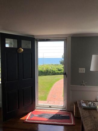 Harwich Cape Cod vacation rental - Front door