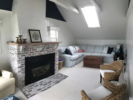 Harwich Cape Cod vacation rental - Family room/TV room