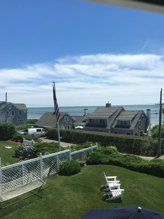 Harwich Cape Cod vacation rental - Top of stairs