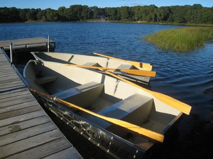 Eastham Cape Cod vacation rental - Nauset Haven has several rowboats for guests to use