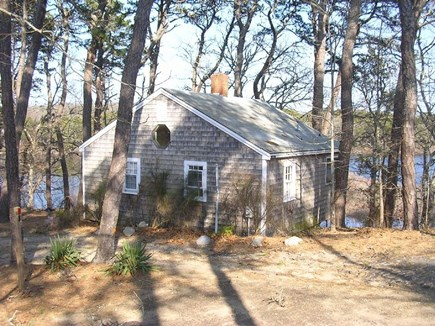Eastham Cape Cod vacation rental - The other side of the cottage