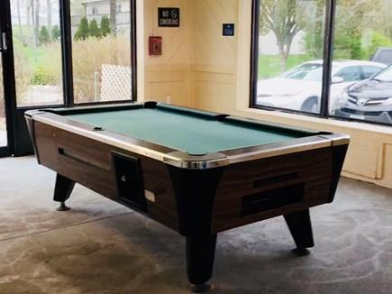 Mashpee Cape Cod vacation rental - Billiard table
