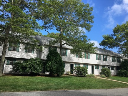 Mashpee Cape Cod vacation rental - Two story quiet townhouse with easy access and plenty of parking.