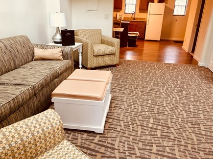 Mashpee Cape Cod vacation rental - Newly redone spacious living room with sky lights