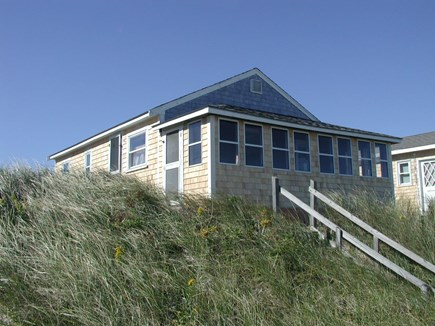 East Sandwich Beach Cape Cod vacation rental - View from beach