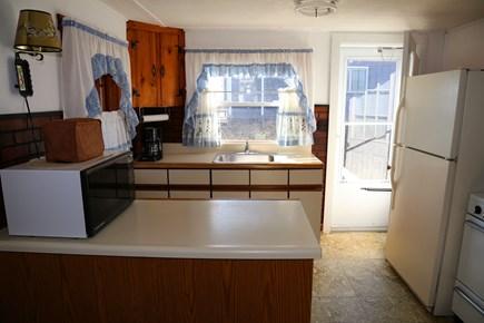 East Sandwich Beach Cape Cod vacation rental - Entrance into Kitchen
