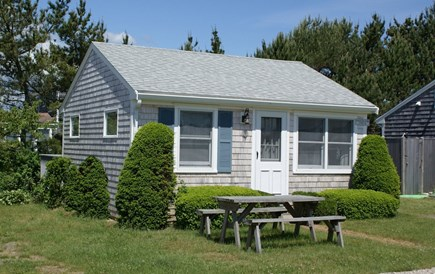 East Sandwich Cape Cod vacation rental - Front of Cottage
