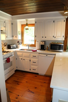 Sandwich Village Cape Cod vacation rental - Fully Equipped Kitchen