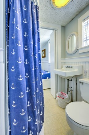 East Sandwich Cape Cod vacation rental - Full Bath w/ Shower