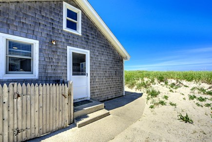 East Sandwich Cape Cod vacation rental - Main entry into Kitchen