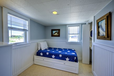 East Sandwich Cape Cod vacation rental - Bedroom w/ Twins